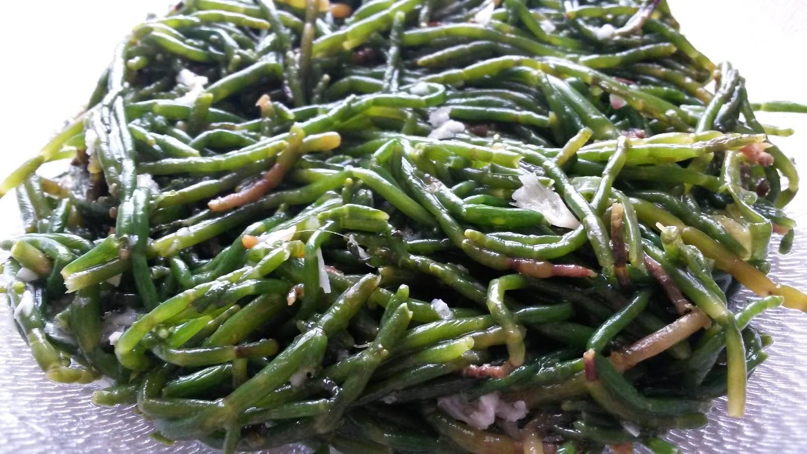 Deniz Börülceli Çipura Salatası
