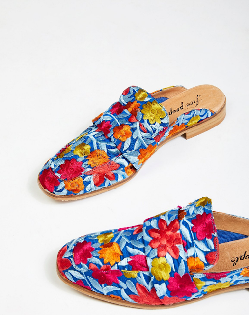 b5c067c9e7 Today's So Shoe Me is the Brocade At Ease Loafer, $128, by and available at  Free People. The worst thing about transitioning into spring is never  knowing ...