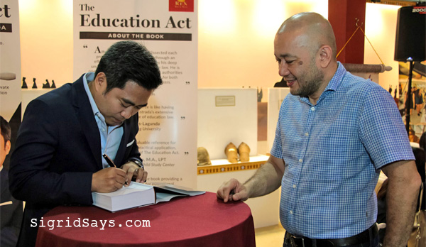 Rex Bookstore - law compendium - atty joseph noel estrada - Bacolod blogger
