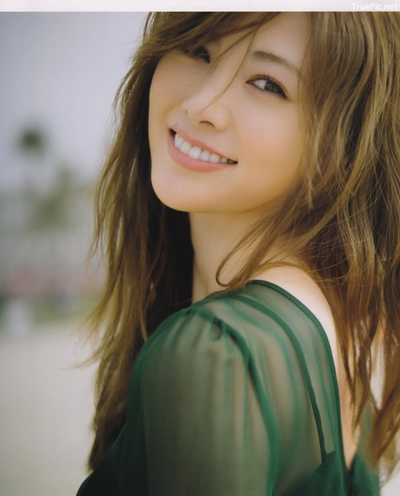 Image Japanese Singer And Model - Mai Shiraishi - Charming Beauty Of Angel - TruePic.net - Picture-6