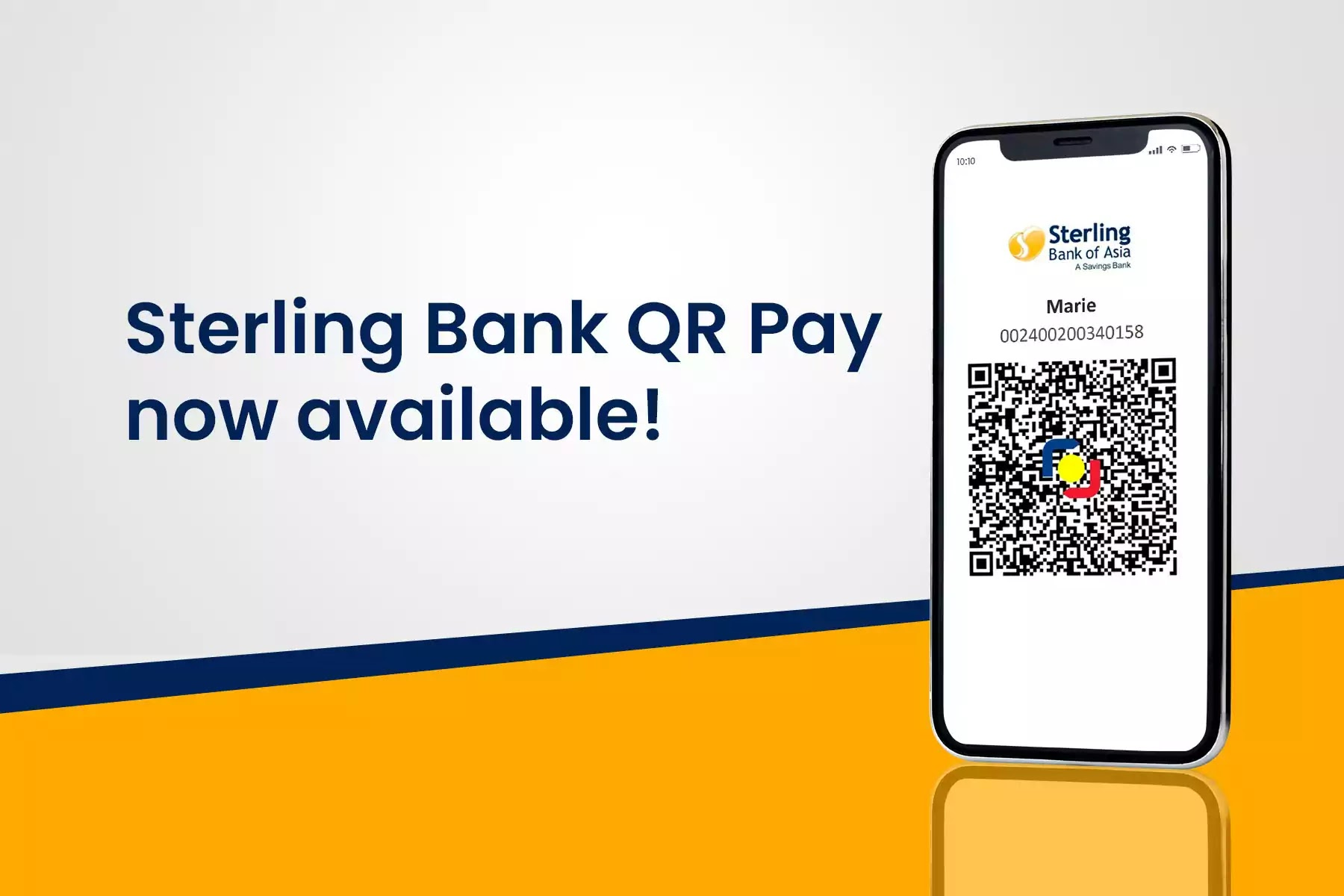 Sterling Bank QR Pay