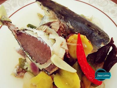 Ikan selayang singgan