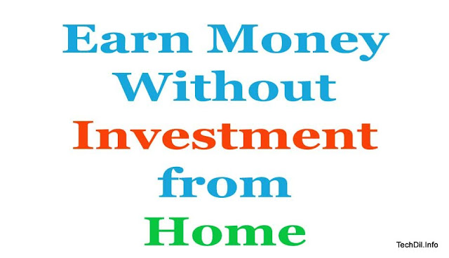 5 Best Jobs to Earn Money Online – No Investment From Home