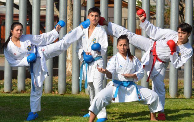 Karatecas puertomontinos competirán en Estambul
