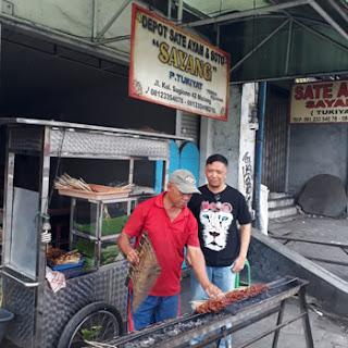 "Depot Sate Sayang Pak Tukiyat Mergosono Malang 2019, ""Jadi Semakin Sayang.."""