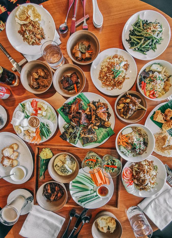 The Grand Kitchen, Grand Hyatt Manila
