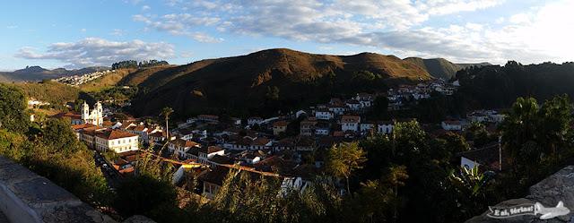 Ouro Preto, Estrada Real,