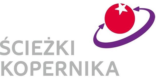 Logo programu Ścieżki Kopernika