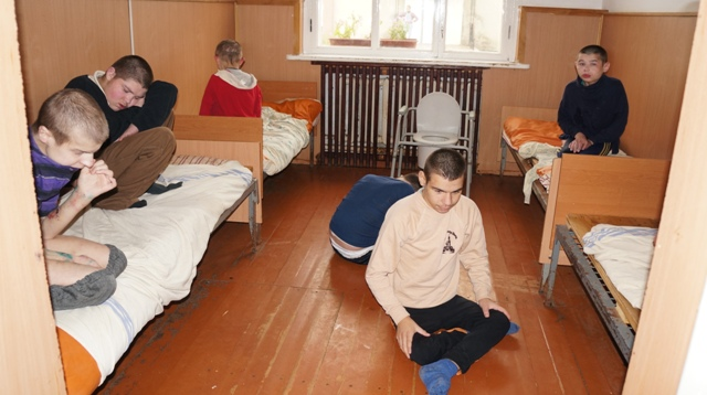 Bible Orphan Ministry: Caretakers to a mental institution