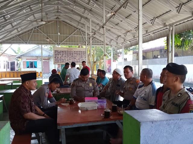 Sat Sabhara Polres Tanjung Balai Laksanakan Patroli Dialogis