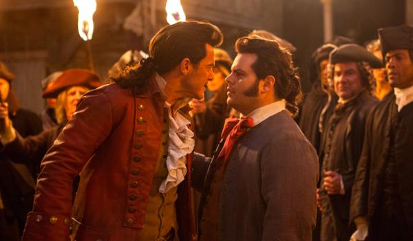 LeFou e Gaston - A Bela e a Fera - filme