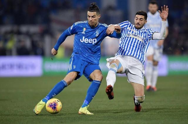 SPAL vs Juventus