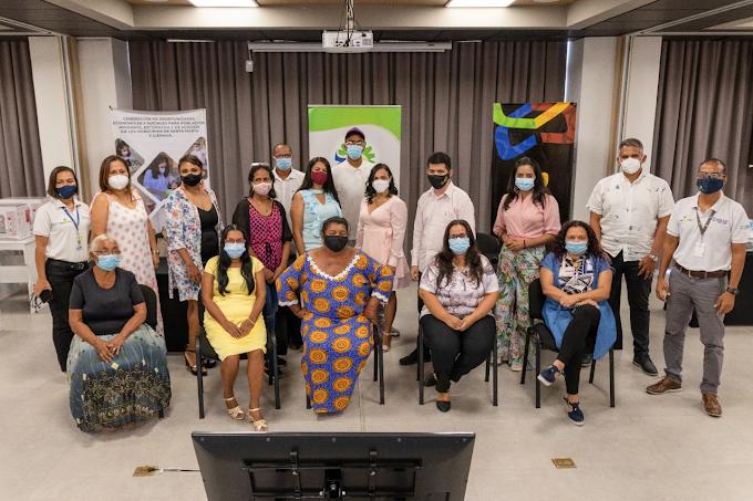 Microcapitalización es una realidad que beneficia a 91 emprendedores de Santa Marta y Ciénaga