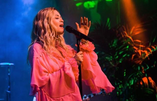 Rita Ora sarà la presentatrice di MTV EMA 2020