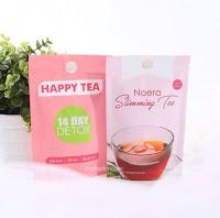 PERBEDAAN NOERA DETOX TEA & NOERA SLIMMING TEA