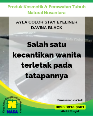 Ayla Color Stay Eyeliner Davina Black
