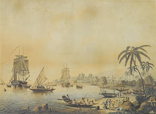 James Cook's Third Voyage - Views of the South Seas