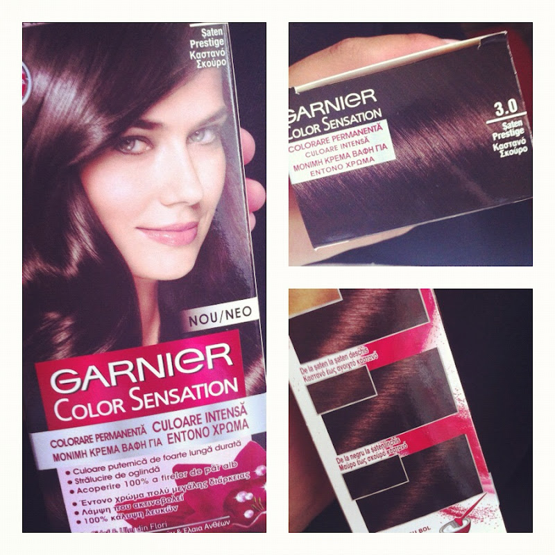 Purple Brown Hair Color Box Dark Hairs