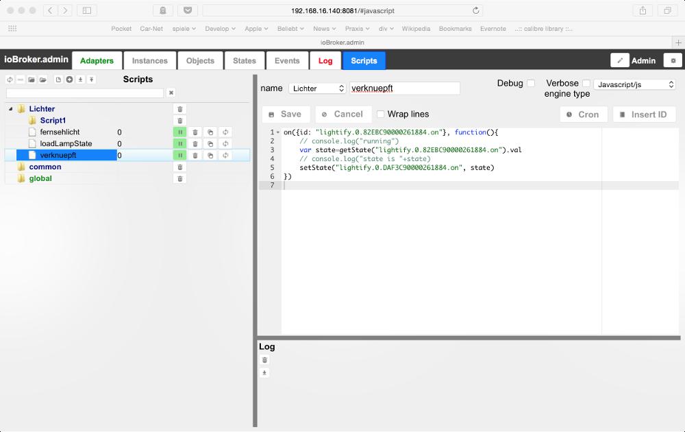 Einfache Script-Beispiele