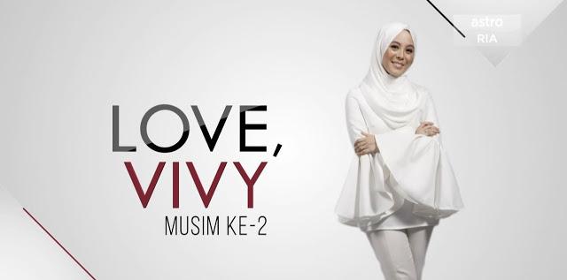Love Vivy (Musim 2) Episod 12