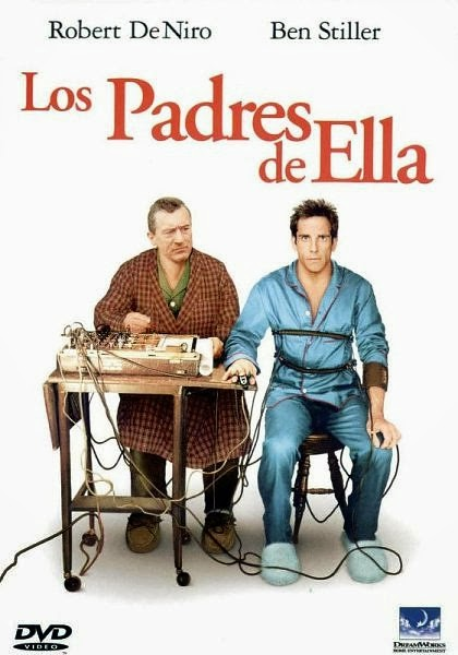 Los padres de ella / Meet the parents - Cartel
