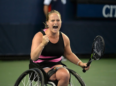 US Open Wheel chair Tennis 2016 Results