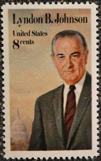Lyndon B. Johnson  1973