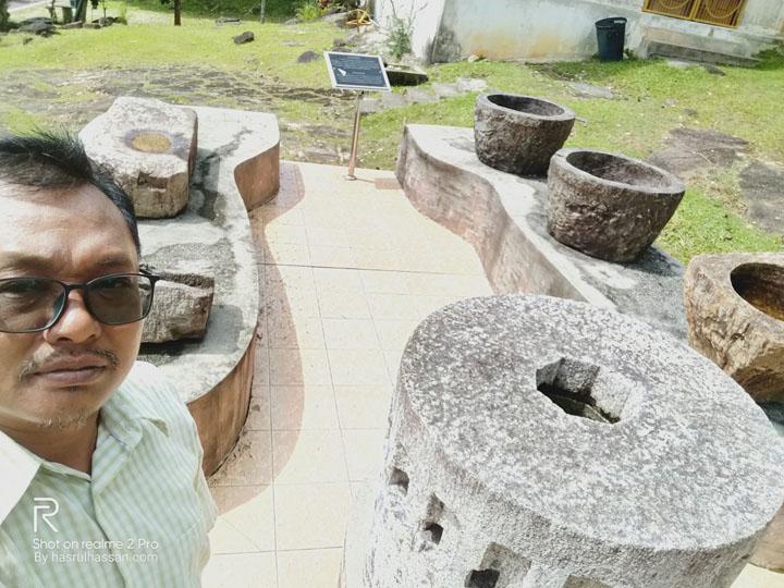 Kawasan Muzium Arkeologi Lembah Bujang