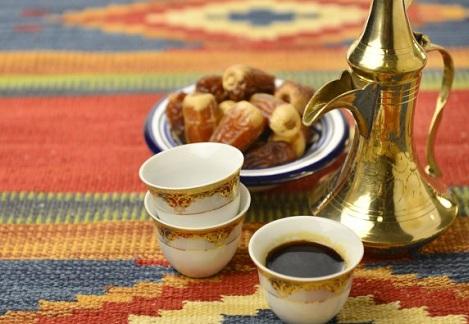 How Arabic coffee works