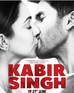 Kabir Singh New Poster has Released