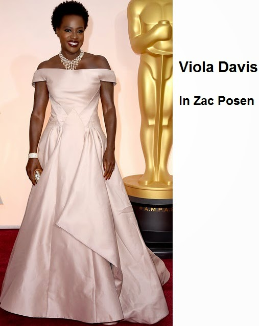 Viola%2BDavis%2Bwearing%2BZac%2BPosen - Look Óscares 2015