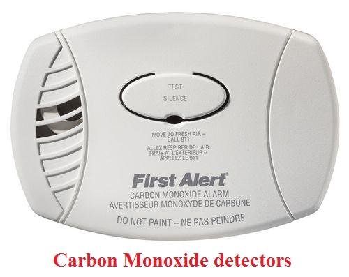 حساسات الحريق co2 fire detectors
