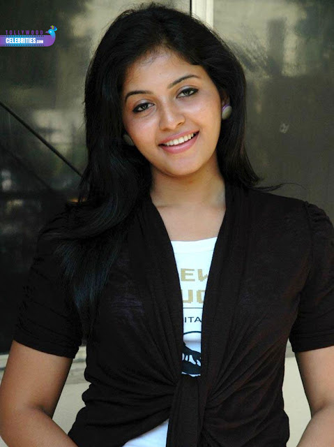 Tollywood Celebrities Anjali Profile