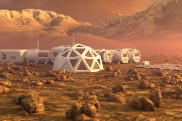 What Humans Living On Mars Will Look Like In 1,000 Years, Life on Mars Facts