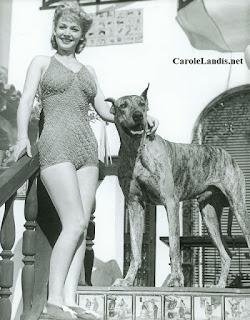 Carole Landis Donner