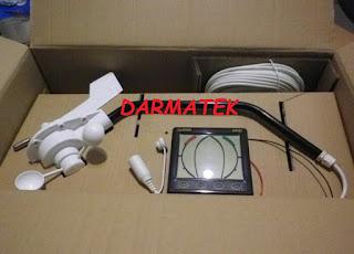 Darmatek Jual Clipper Wireless Wind System-Alat Ukur Kecepatan dan Arah Angin
