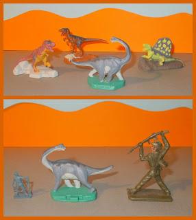 Carded Toy; Die Cast Toys; Dinosaur Model Kits; Dinosaur Models; Dinosaur Novelties; Hasbro; Hasbro Dinosaurs; JP Dinosaurs; Jurassic Park; Mattel; Mattel Dinosaur Models; Small Scale World; smallscaleworld.blogspot.com;