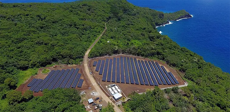 Компания Тесла солнечная энергия