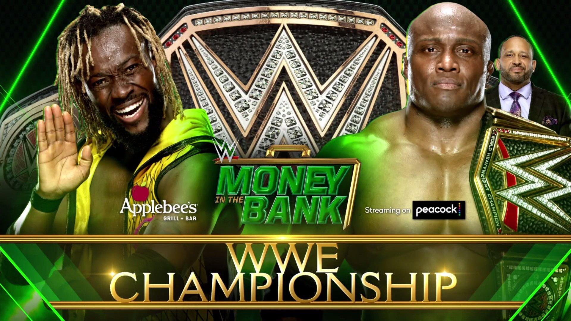 Kofi Kingston disputará o WWE Championship no Money in the Bank