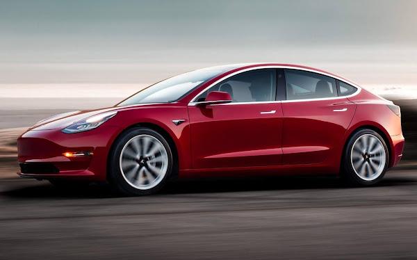 Tesla inicia operações na Índia em 2021 com Model 3