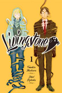 LIVINGSTONE 1  Manga de Tomohiro Maekawa y Jinsei Kataoka