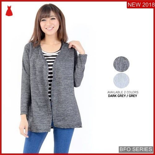 BFO016B35 BAJU Model ATASAN BLOUSE Jaman Now CARDIGAN BMGShop
