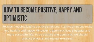 Positive Thinking,