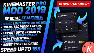 Kumpulan Link Download Kinemaster Pro Mod Via Mediafire || APK Download