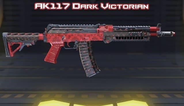 AK117 Dark Victorian
