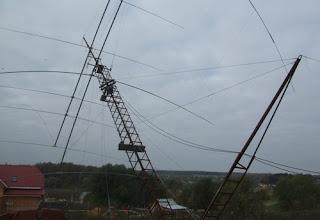 Установка антенн базовых станций Волгоград