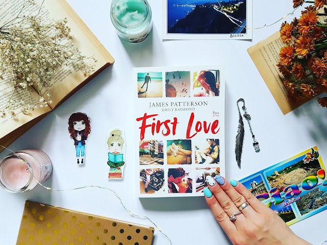 """First Love"" James Patterson, Emily Raymond"