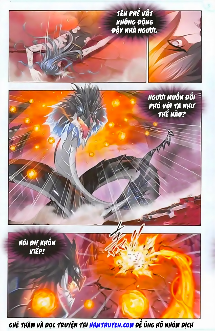 Đấu La Đại Lục chap 241 - Trang 16