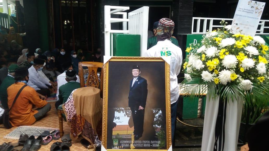 Nuryanto : Masyarakat Batam Kehilangan Atas Kepergian Muhammad Jeffry Simanjuntak Menghadap Allah SWT