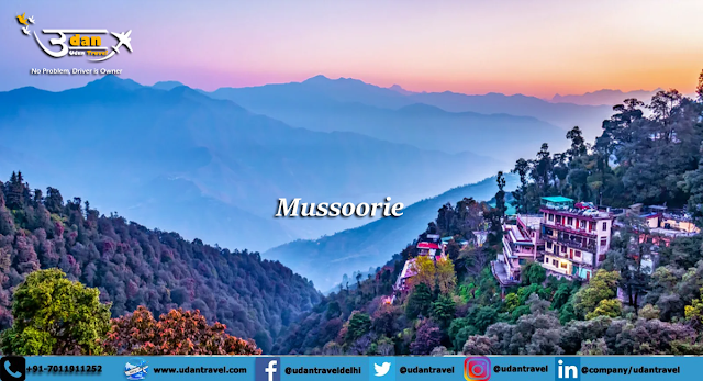 Mussoorie Tour Packages From Delhi